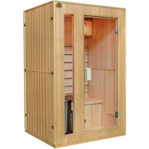 Sno Sauna traditionnel 2 places + poêle HARVIA 3500W