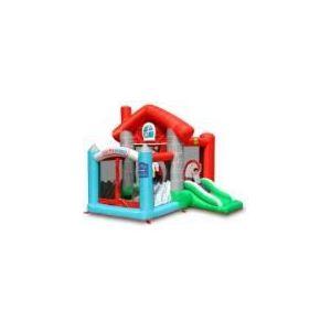 Happy Hop Aire De Jeux Gonflable La Maison Joyeuse