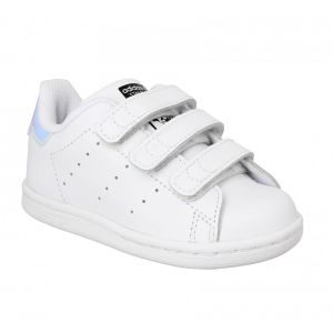 differently bebf3 60a7f Adidas Stan Smith CF C, Chaussures de Fitness Mixte Enfant, Multicolore  (Plasld
