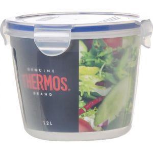 Thermos Boite hermétique plastique 1.2L ronde - Airtight