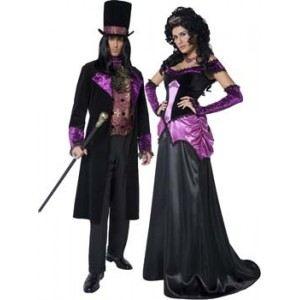 Déguisement comte homme Halloween (taille L)