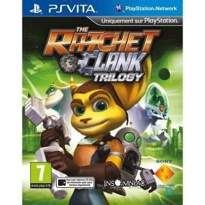 The Ratchet & Clank Trilogy [PS Vita]