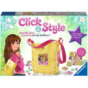 Ravensburger So Styly : Click & Style Sac bandoulière romantique