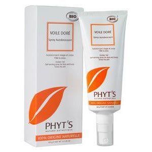 Phyt's Spray autobronzant voile doré