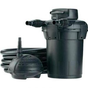 pontec 50753 - Pompe de fitrage bassin Pondopress 5000