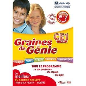 Graines de génie CE1 2009/2010 [Windows]