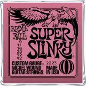 Ernie Ball Super Slinky Light 9-42
