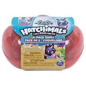 Spin Master Hatchimals - Coffret de 6 Hatchimals - Saison 5 (Modèle aléatoire)