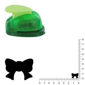 Artémio VIHCP161 Petite perforatrice à Levier 1,6 cm Noeud, Plastique, Multicolore, 8,5 x 5 x 12 cm