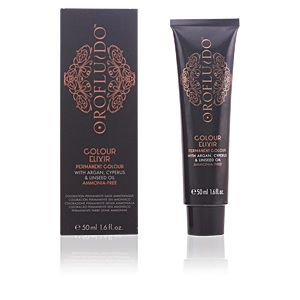 Orofluido Colour Elixir 4 Marron - Coloration permanente sans amonique