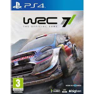 WRC 7 sur PS4