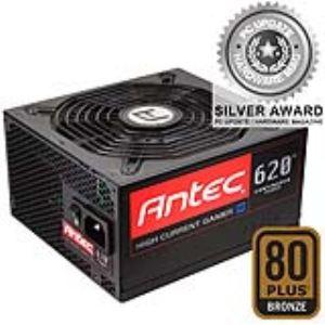 Antec High Current Gamer HCG-620M - Bloc d'alimentation modulaire PC 620W certifié 80 Plus Bronze