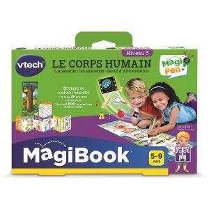 Vtech MagiBook - Livre interactif le corps humain (pour magipen)