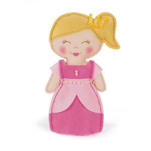 La nina Kit de fabrication : Poupée de chiffon princesse
