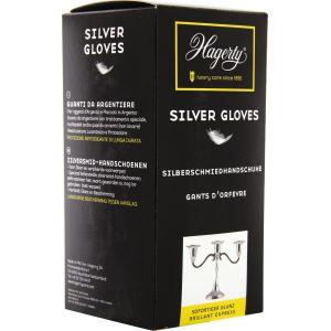 Hagerty Silver Gloves gant - taille unique - Nettoyant métaux