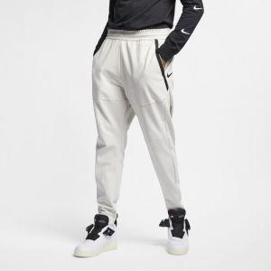 Nike Pantalon en maille Sportswear Tech Pack pour Homme - Crème - Couleur Crème - Taille L