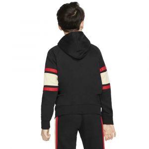 Nike Sweatshirts Air - Black / Team Gold / University Red / White - XL