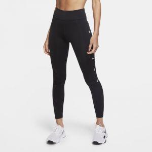 Nike Legging imprimé 7/8 One pour Femme - Noir - Taille M - Female