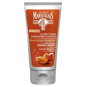 Le Petit Marseillais Nutrition Intense - Le Petit Soin longueurs & pointes aux 2 huiles Karité & Argan