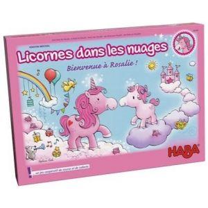 Haba Licornes dans les nuages - Bienvenue à Rosalie