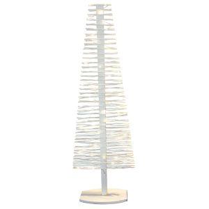 Blachère illumination Arbre de Noël lumineux en bois (150 cm)