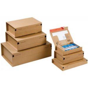 Mailmedia CP 067.06 - Carton d'expédition ColomPac, dim. 330 x 290 x 120 mm intérieur