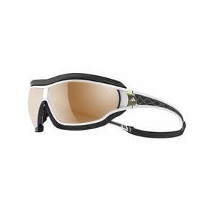Adidas Lunettes de soleil Eyewear Tycane Pro Outdoor White Shiy / Grey