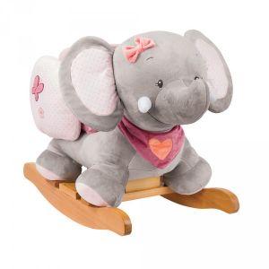 Nattou Bascule Adèle l'éléphant