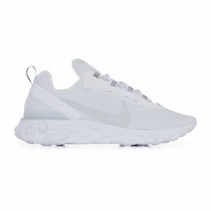 Nike Chaussure React Element 55 SE pour Homme - Blanc - Taille 42 - Male