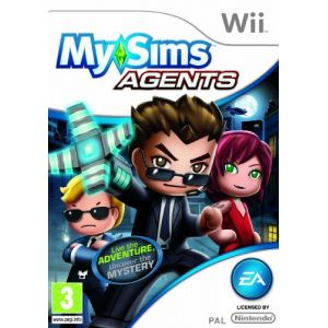 MySims Agents [import anglais] [Wii]