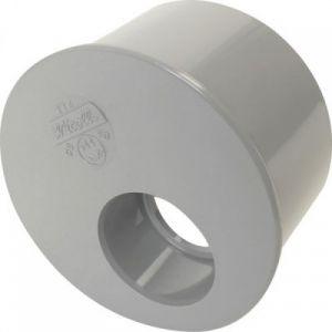 Image de Nicoll Réduction male femelle incorporée Diametre 50-32 gris IJF