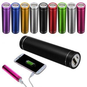 Batterie Chargeur Externe pour Manette XBox One Universel Power Bank 2600mAh avec Cable USB/Mirco USB (VIOLET)
