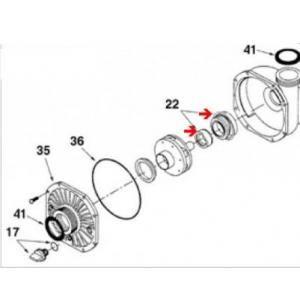 Procopi 976005 - Garniture mécanique surpresseur Aquaboost