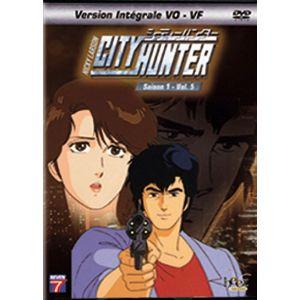 Nicky Larson City Hunter - Saison 1 - Volume 5