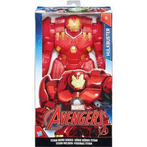Hasbro Figurine Avengers Iron Man Hulkbuster Titan Hero Marvel 30 cm