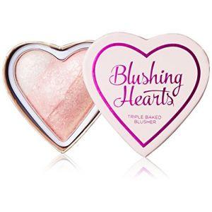 I Heart Revolution Blushing Hearts - Triple baked blusher