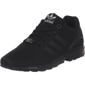 Adidas ZX Flux, Baskets Mixte Enfant - Noir (Core Black/Core Black/Core Black), 36 EU (3.5 UK) (4 US)