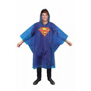 Poncho de pluie Superman