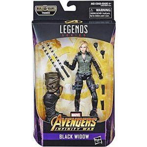 Hasbro Figurine Marvel Legends Avengers Infinity War - Black Widow
