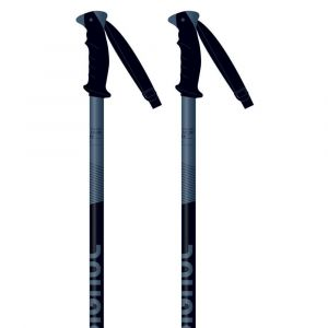 Rossignol Bâtons de ski Tactic - Grey / Black - Taille 115 cm