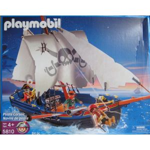 playmobil bateau pirate comparer 7 offres. Black Bedroom Furniture Sets. Home Design Ideas