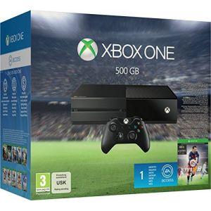 Microsoft Xbox One 500 Go + FIFA 16