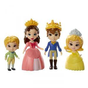 Jakks Pacific Princesse Sofia Famille Royale - Figurine 8 cm