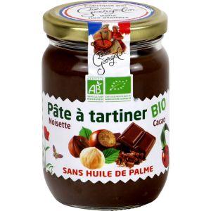 Lucien georgelin Pâte à tartiner noisette sans huile de palme 280 gr