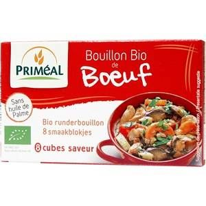 Priméal Bouillon de boeuf bio en cube - 80 gr