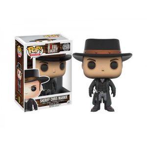 Funko Figurine Pop! Les 8 Salopards : Sheriff Chris Mannix