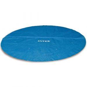 Intex Couverture solaire de piscine ronde 457 cm 29023