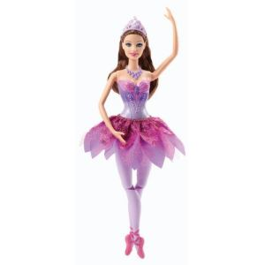 Mattel Barbie ballerine Rêve de danseuse étoile