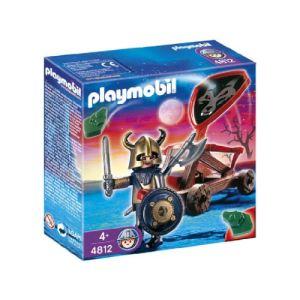 Playmobil 4812 - Chevalier des loups catapulte