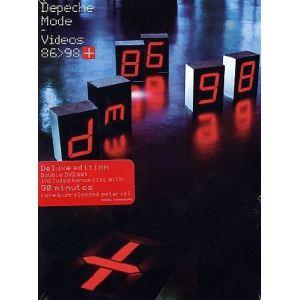 Depeche Mode : The Videos 86 - 98
